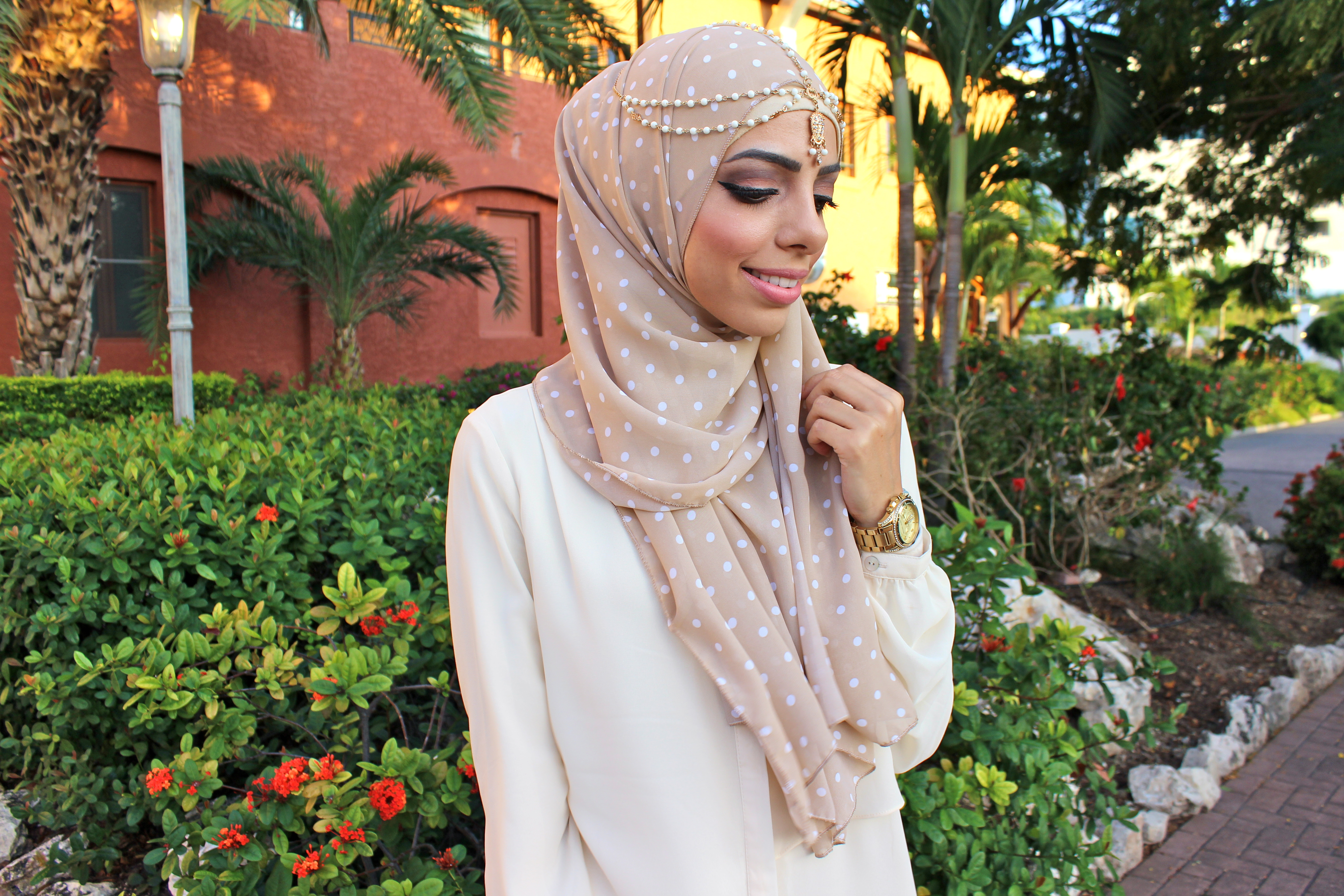 Neutrals Heba Jay Headpiece Hijab Austere Attire Sold Out Other Neutral Here
